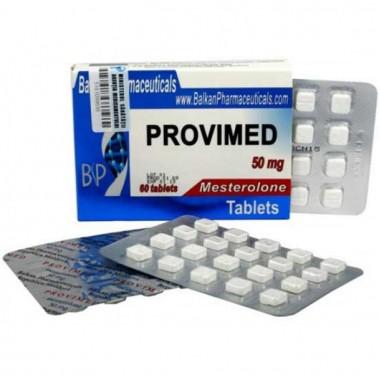 Provimed Провимед Провирон 50 мг, 20 таблеток, Balkan Pharmaceuticals в Актау