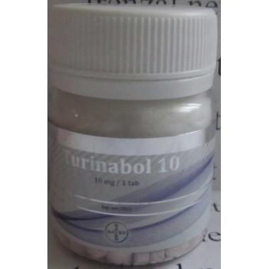 Turinabol Туринабол 10 мг 100 таблеток, Bayer AG в Актау