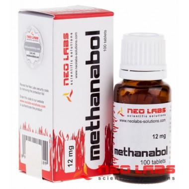 Methanabol Метанабол 12 мг, 100 таблеток, Neo Labs в Актау