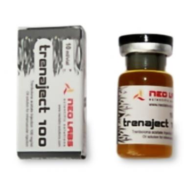 Trenaject 100 Trenbolone Acetate 100 мг/мл, 10 мл, Neo Labs в Актау