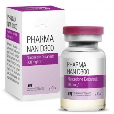 PHARMANAN D 300 мг/мл, 10 мл, Pharmacom LABS в Актау