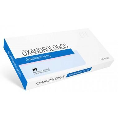 OXANDROLONOS 10 мг, 100 таблеток, Pharmacom Labs в Актау