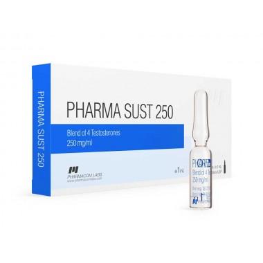PHARMASUST 250 мг/мл, 10 ампул, Pharmacom LABS в Актау