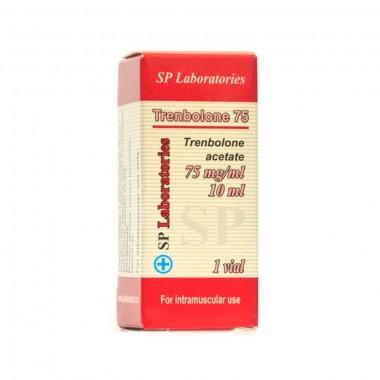 Thenbolone Acetate Тренболон Ацетат 75 мг/мл, 10 мл, SP Laboratories в Актау