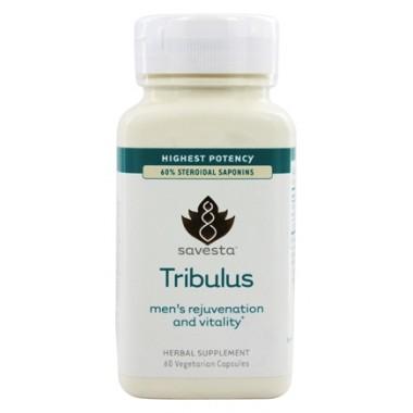 Tribulus Трибулус 60% сапонинов, 60 капсул, Savesta в Актау