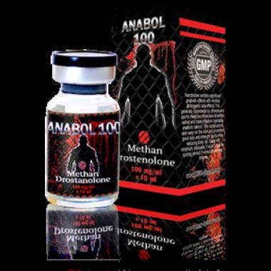 ANABOL 100 Инъекционный Метан Метандростенолон 100 мг/мл 10 мл, UFC PHARM в Актау
