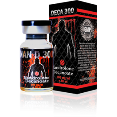 NAN DECA 300 Дека 300 мг/мл, 10 мл, UFC PHARM в Актау
