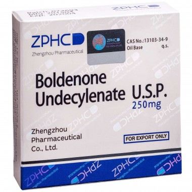 Boldenone Undecylenate Болденон Ундесиленат 250 мг/мл, 10 ампул, ZPHC в Актау
