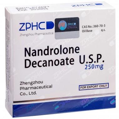 Nandrolone Decanoate Нандролон Деканоат 250 мг, 10 ампул, ZPHC в Актау