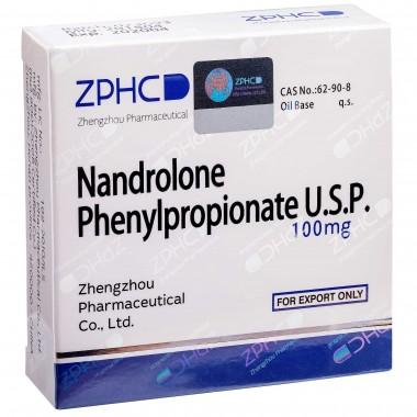 Nandrolone Phenylpropionate Нандролон Ф 100 мг/мл, 10 ампул, ZPHC в Актау