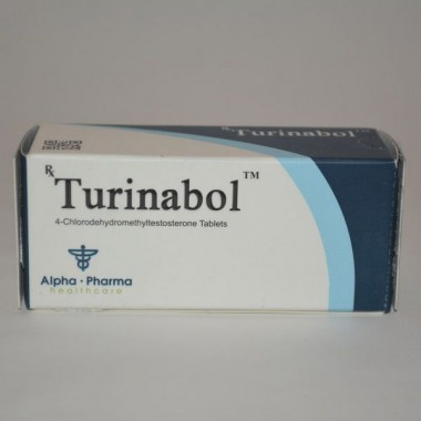 Turinabol (Туринабол) Alpha Pharma 50 таблеток (1таб 10 мг) в Актау